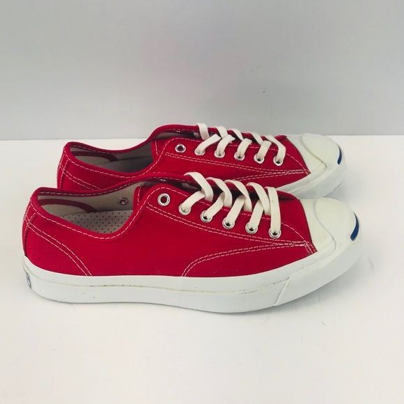Jack Purcell Converse Shoes - Jack Purcell red converse SZ  M 6 1  1672ab6d2